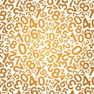 Collection of numbers, suggestive of the theme of this page: current celiac disease statistics