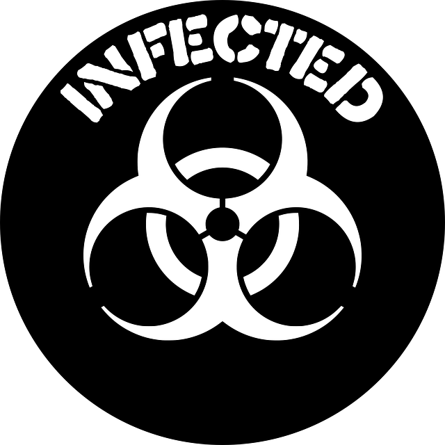 Image of infectious agent, suggesting that gut infections  prevent the healing of a leaky gut