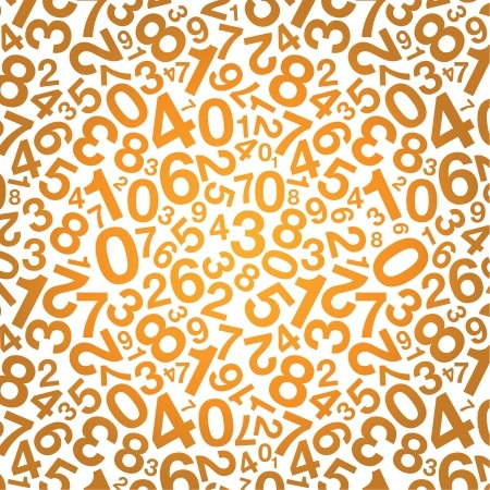 Collection of numbers, suggestive of the theme of this page: how common is celiac disease?