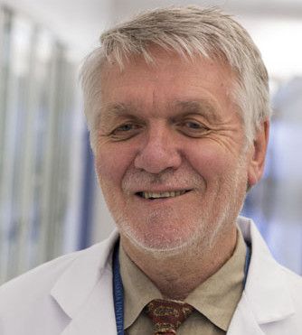 Photo of Peter H.R. Green, MD, from the Celiac Disease Center at Columbia University